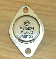 TRANSISTOR DE PUISSANCE - NPN - MJ15024 - 250V - 16A - 250W - ON SEMICONDUCTOR