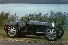1926 Bugatti Type 35B Grand Prix Racer -- Transportation Automobile Car Postcard
