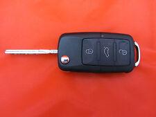 VOLKSWAGEN VW PASSAT GOLF BORA etc key fob remote flipkey  HLO 1K0 959 753 G