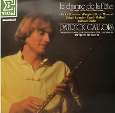 "JACQUES MERCIER - PATRICK GALLOIS  12"" LP  (O975)"