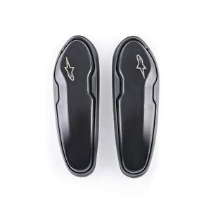 Alpinestars Toe Slider Black SMX Plus Supertech R SMX 6 Toe Protectors Boots New