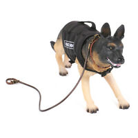 1:6 Dog with Removable Uniform for 12inch Soldier Action Figure
