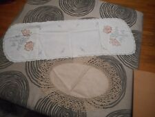 Vintage Linen Table Runners