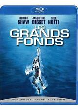 Blu Ray : Les grands fonds - Nick Nolte - NEUF