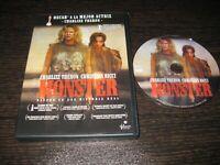 Monster DVD Charlize Theron Christina Ricci - GB