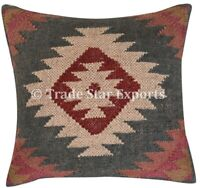 Jaipur Collections Indian Suzani handmade Pillow Cases Cushion Designer Toss Cover S-823