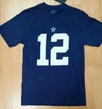 Dallas Cowboys Roger Staubach #12 Men's Small T-Shirt