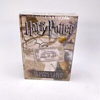 NEW SEALED 2020 Harry Potter London to Hogwarts Playing Cards Deck Warner Bros