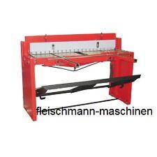 Holzmann Tafelblechschere Blechschere Schlagschere Tafelschere TBS 1320