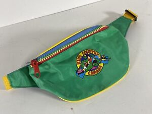 Kids Country Canada Fanny Pack Vintage Color Block