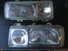 Scheinwerfer links rechts Audi 80 90 Typ 81 85 Urquattro Quattro Hella NFL