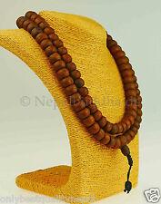 Estupendos Bodhi mala nepal cadena de oración mantra Buda lama Dharma 26b