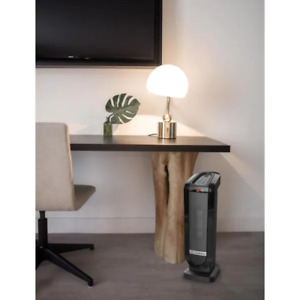 Tower 22 In. Electric Ceramic Oscillating Space Heater with Digital Display and