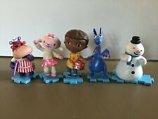 Disney Doc McStuffins Figure Playset