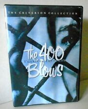 The 400 Blows 1959-A Francois Truffaut Film-Black & White A Criterion* Release