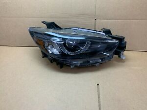 OEM 2015 2016 MAZDA CX-5 LED HEADLIGHT RIGHT RH EXCELLENT!! WORKS PERFECTLY!