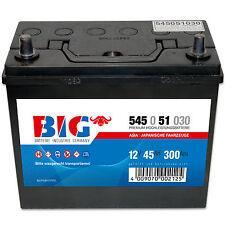 Autobatterie 12V 45Ah ASIA 54551 ersetzt 35 38 40 45 60 70 Ah