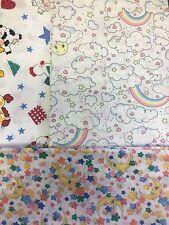 COTTON SCRAP BAGS- Children's Fabric 1