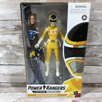 Hasbro - Power Rangers Lightning Collection: In Space Yellow Ranger