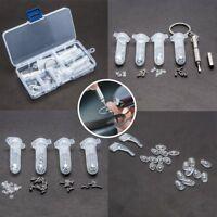optical glasses repair kits box with screw & nut & nose pad AU Ship