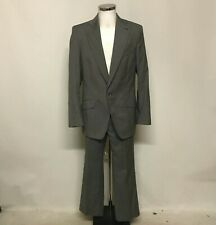 Vivienne Westwood Man London Grey & Black Pinstripe 2 Piece Suit Size 52 351400