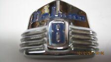 1947 1948 FORD N.O.S. V8 EMBLEM # 6RA 16606-A