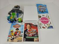 Nintendo Wii Gaming Console,White RVL-001(USA), 🔥Trap Team Bundle 🔥 & More