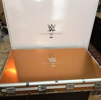 2019 Topps WWE Transcendent Collection Wrestling Empty Briefcase Case /50