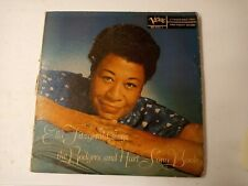 Ella Fitzgerald Sings The Rodgers And Hart Song Book Vinyl LP 1956