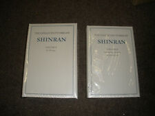 The Collected Works of Shinran: Volumes 1 & 2 Shin Buddhism Brand New Sealed