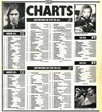16/5/92Pgn56 NME CHARTS PAGE : KWS - PLEASE DON'T GO WAS NO.1