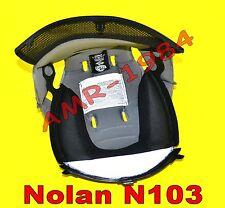 """INTERNO CLIMA COMFORT GREY per NOLAN N103 Taglia """" M """" 000355 ORIGINALE NOLAN"""