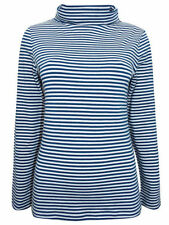 Seasalt Long Sleeve Striped Tops & Shirts for Women