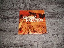 "Johnny Hallyday rare cd single promo france ""allumer le feu"""