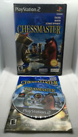 Chessmaster - Complete CIB - Playstation 2 PS2