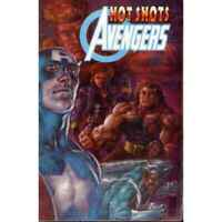 Hot Shots: Avengers #1 in Near Mint condition. Marvel comics [*0r]