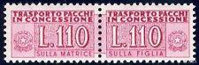 ITALIEN 1955, Paketmarke Pk 8, tadellos postfrisch, Mi. 450,--