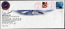 Conquista dello Spazio -2005 - Virgin Atlantic Global Flyer - Cerificato Bolaffi