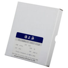 Shanghai 4x5 Black & White B/W ISO 100 Sheet Film 25 Sheets EXP 05-2022 Freshest