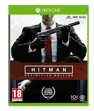 Hitman Definitive Edition Microsoft XBox One Game
