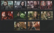 2018 Multi-Choice Single Stamps 1st 'Game of Thrones' from Prestige Bk PSB DY24