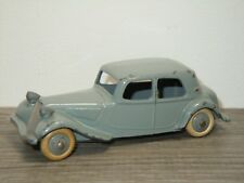 Citroen 11BL Traction Avant - Dinky Toys 24N France *33247