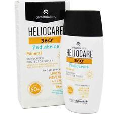 New Heliocare 360 Pediatrics Mineral Spf50+ 50ml