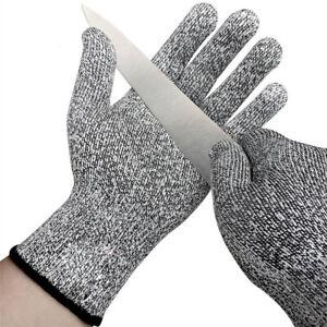 Pair of Metal Bite Proof Unhooking Gloves Pike Sea Fishing Rage Resistant Gear