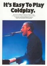IT'S EASY TO PLAY COLDPLAY Piano