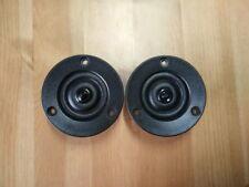 pair  Vifa XT25SC90-04  HIEND 28MM dome HIFI AV car  tweeter 4ohm