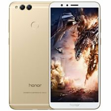 Huawei Honor 7X Gold 4G LTE Dual Sim 32GB Octa Core Android Mobile Smartphone
