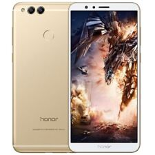 Huawei Honor 7X 4+64GB Dual Sim Octa Core 4G LTE Gold Android Mobile Smartphone