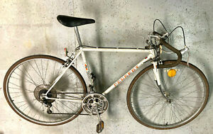 Peugeot road bike UO9 1979? 1980? Pinstriped lug-work, Peugeot brakes
