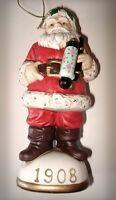 Memories of Santa Collection 1908 Bavarian St. Nicholas New In Box